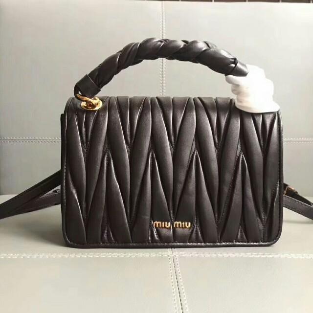 036d71d0816 Miu Miu Sling Bag Latest!, Luxury, Bags   Wallets on Carousell