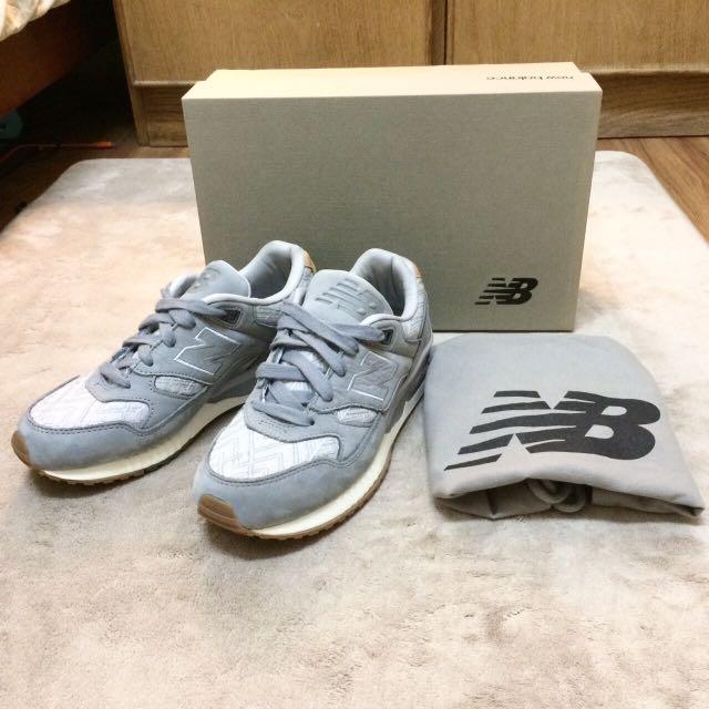 全新New balance NB530灰色慢跑鞋8號 韓妞必備