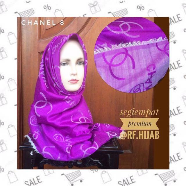 NEW jilbab segiempat channel