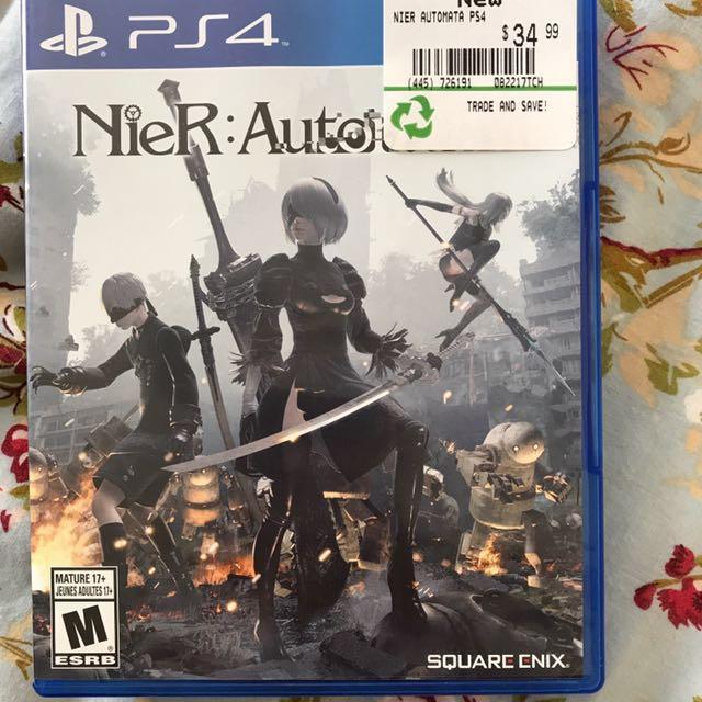 Nier: Automata video game