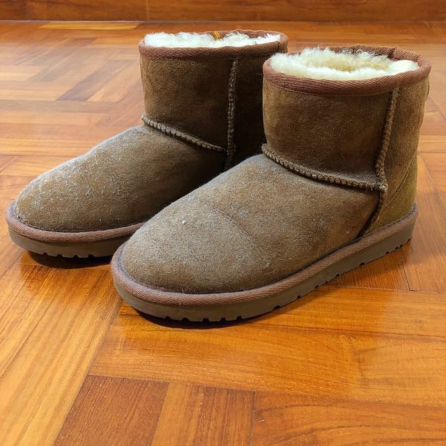 206a857c36e ORIGINAL UGGS BOOTS , Women's Fashion, Shoes on Carousell
