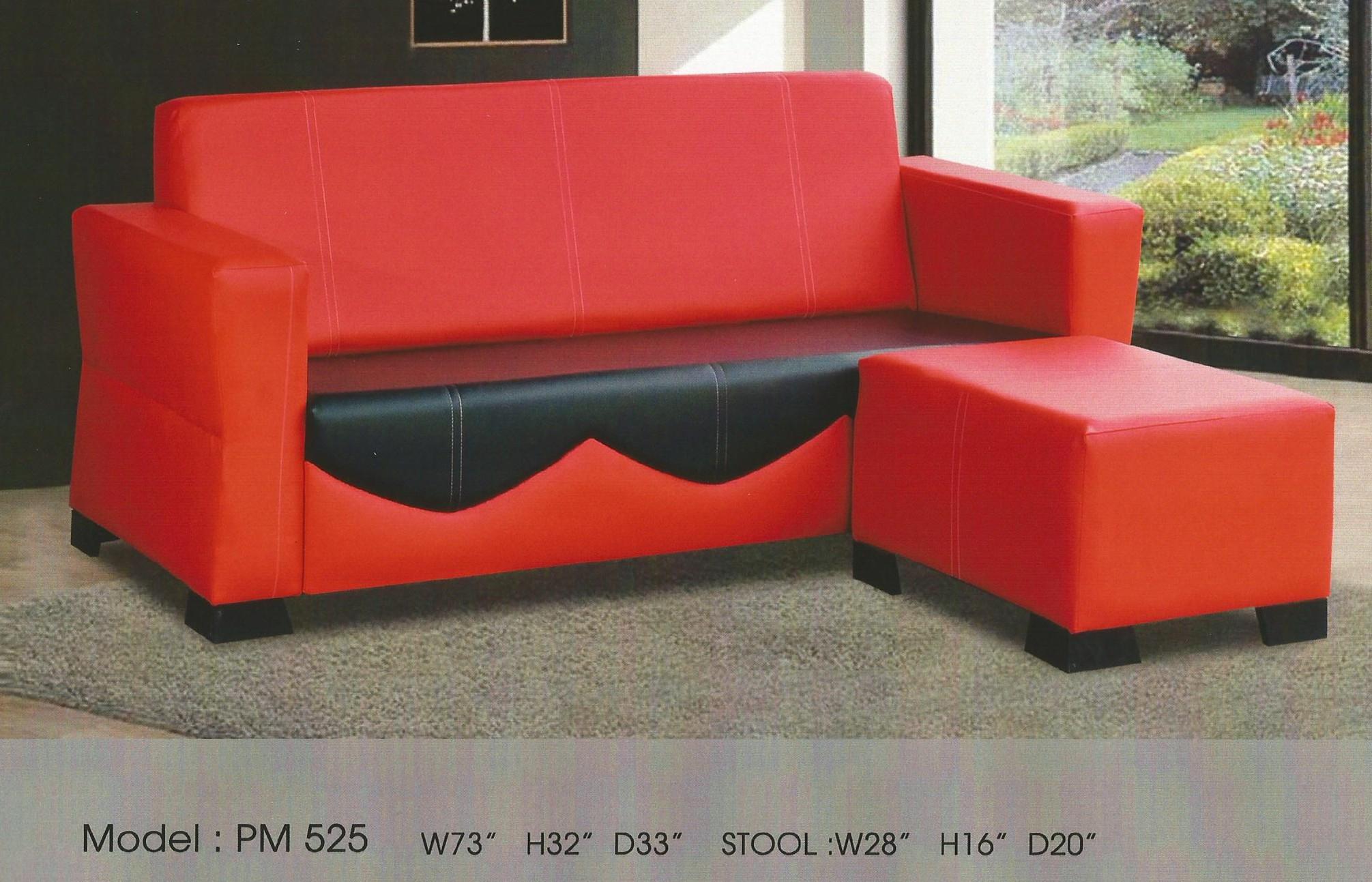 Perabot Murah Sofa L Shape Model 525 Home Furniture Furniture