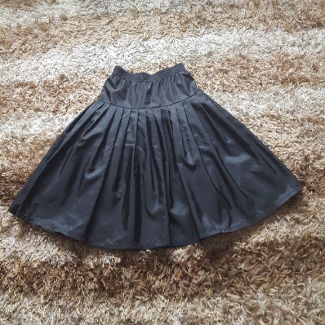 Pleated Skirt Size S