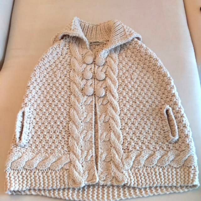 Poncho By McQueen