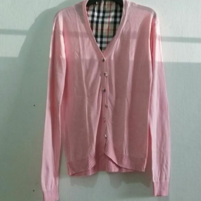Pre💖 Soft Pink Cardigan