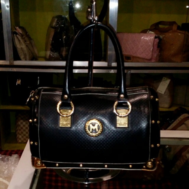 Preloved Authentic METRO CITY bag