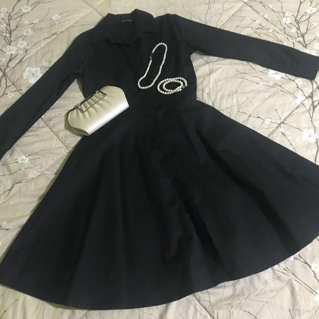 Preloved Dress ( Meg)