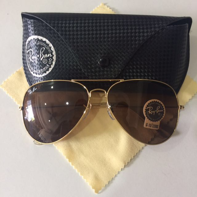 RAYBAN AVIATOR REPLICA GRADE A, Men s Fashion, Accessories on Carousell 4426de5850d9