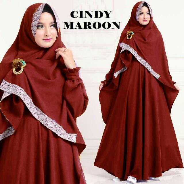 Ready Cindy Syari