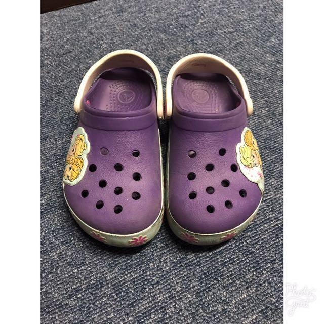 *Repriced* Crocs Lights Frozen Fever