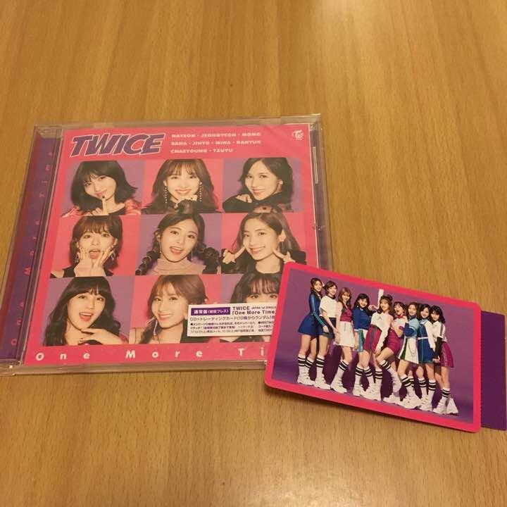 [Selling] TWICE Japan Photocard / Album