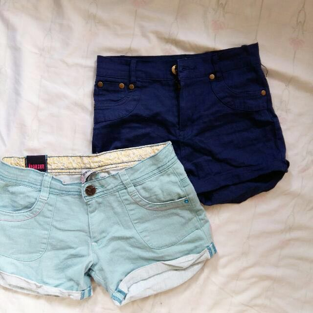 Shorts 90.00 For 2