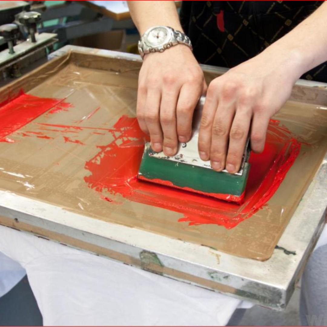 e3e24817 silkscreen printing worker, Jobs, Internships & Others on Carousell