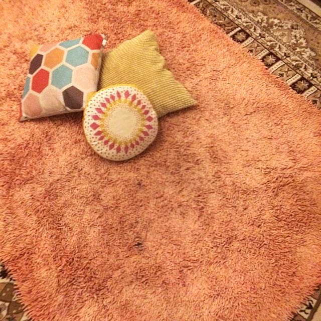 Soft Shaggy Carpet  #midnovember50