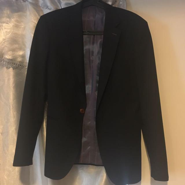 Sst&c 黑色西裝成套