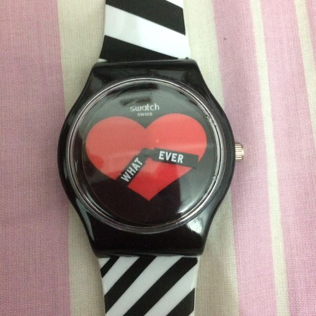 Swatch What Ever