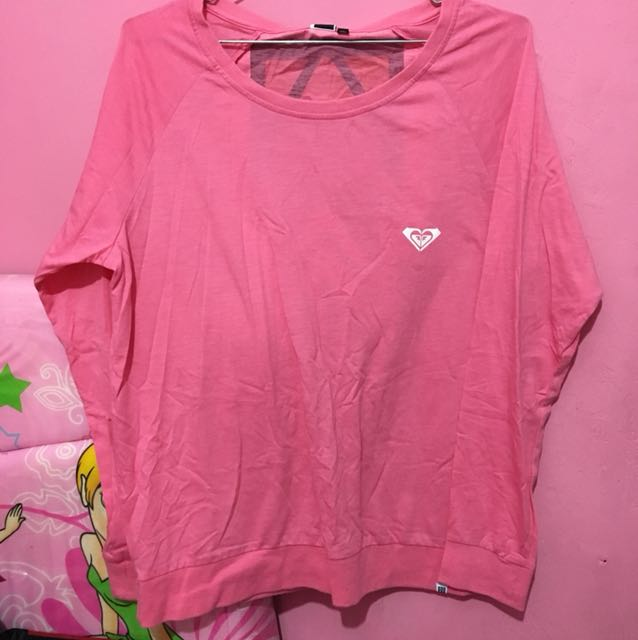 Sweater Roxy Pink