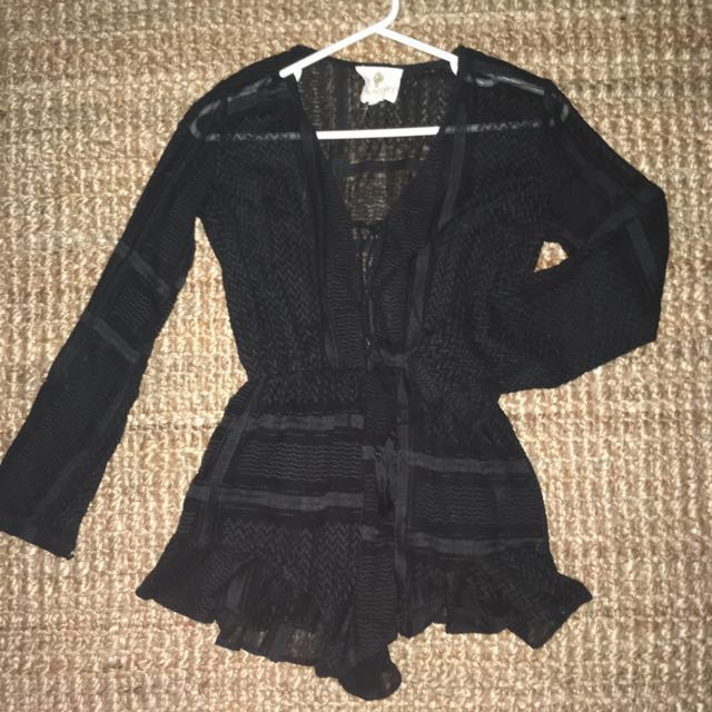 'The jetset' playsuit rrp over $300