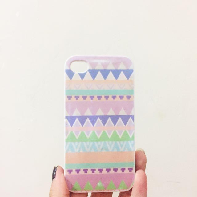 tribal case pull n bear for iphone 4/4s (ORIGINAL)