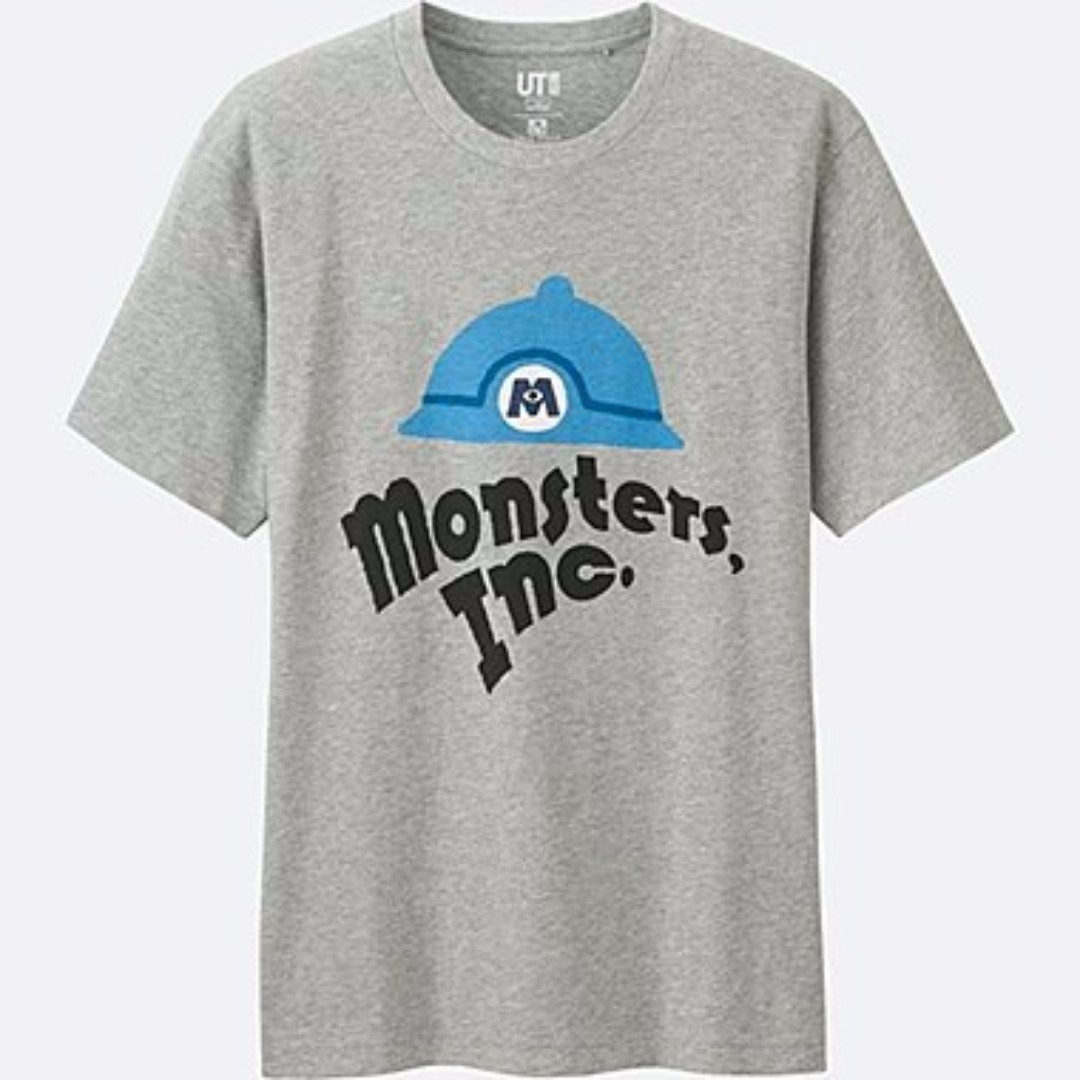 Uniqlo UT (men's) monsters inc