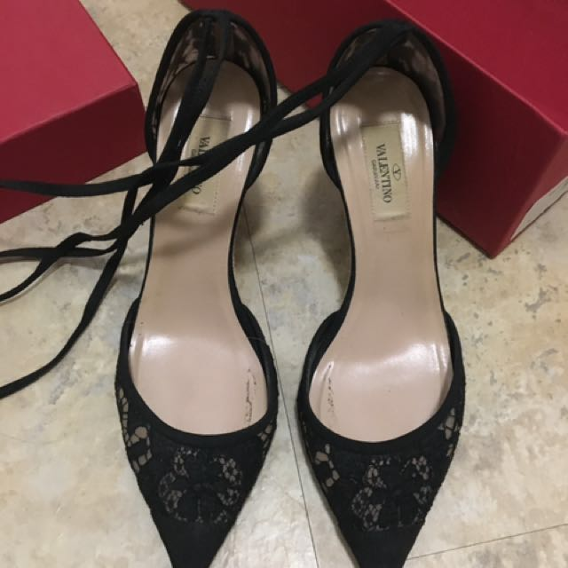 Valentino wedge heels