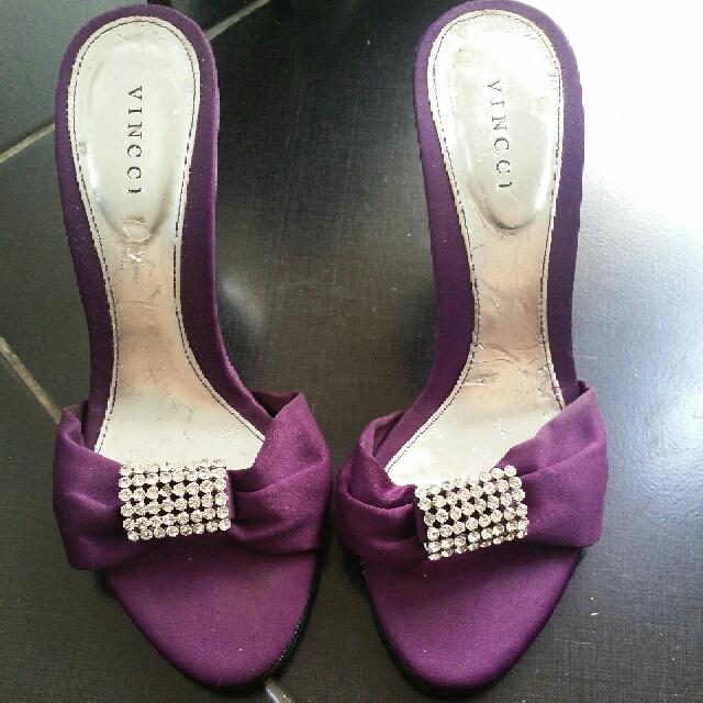 Vincci Heels Size 3 (34/35)