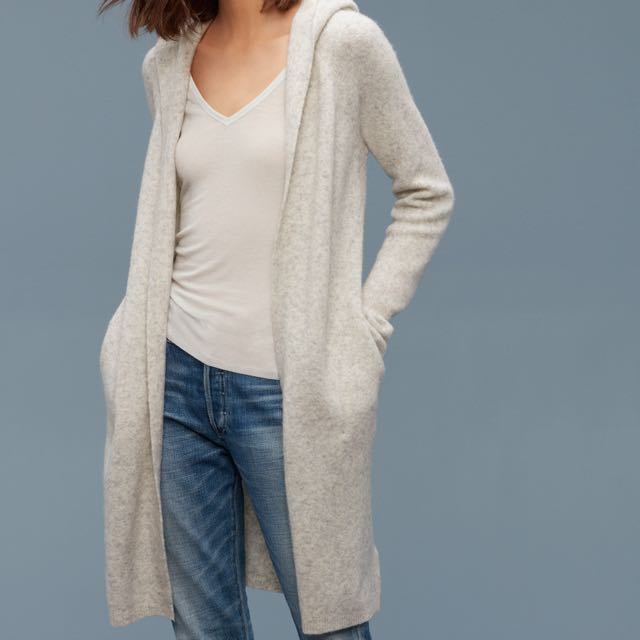Wilfred wool cardigan