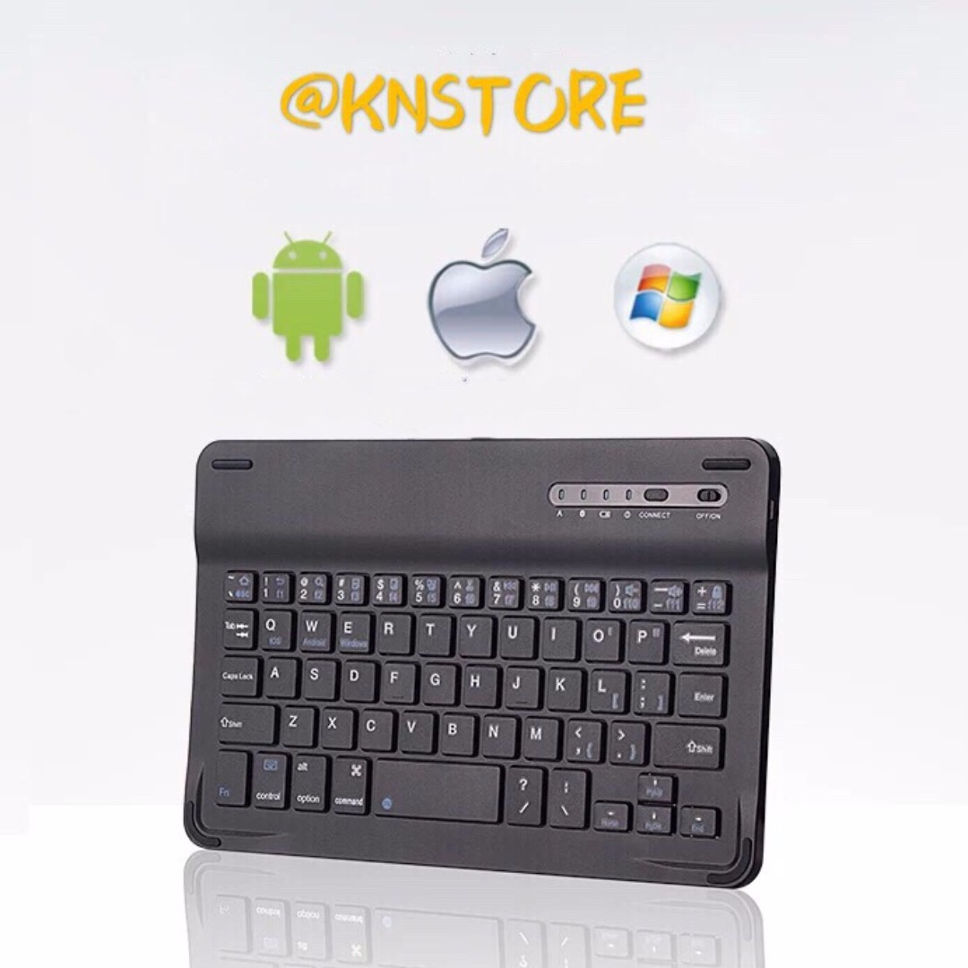 Wireless Keyboard for iPad / Android / Windows devices