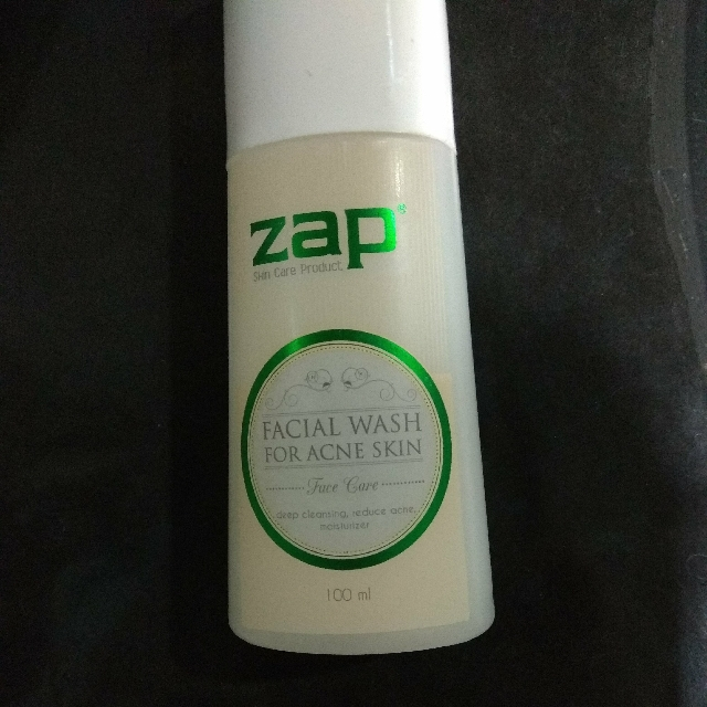 ZAP FACE WASH