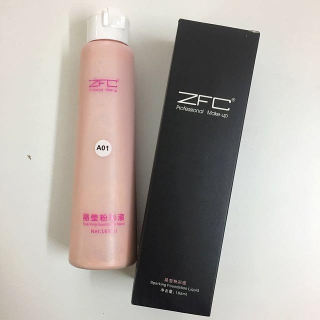 ZFC Body Liquid Foundation 165ML