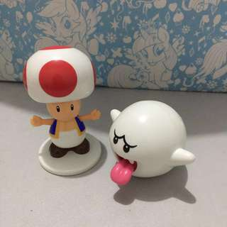 Take all‼️McDonald's Happy Meal - Mario collection