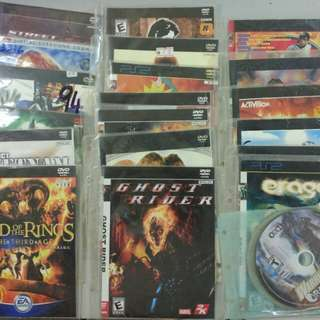Ps2 Dvd game