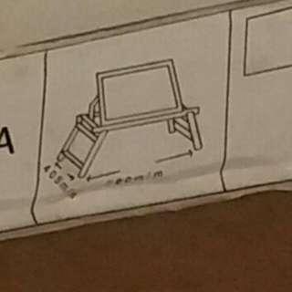 宜家(IKEA)bed tray/牀上notebk桌