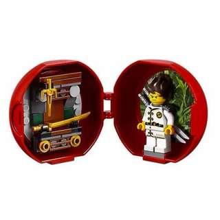 Lego Ninjago Kai's Dojo Pod