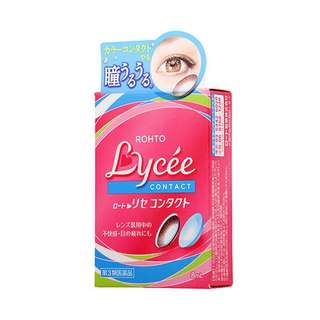 Lycee Contact Lens Eyedrops 8ml