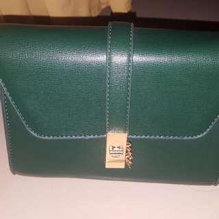 SM parisian structured sling bag