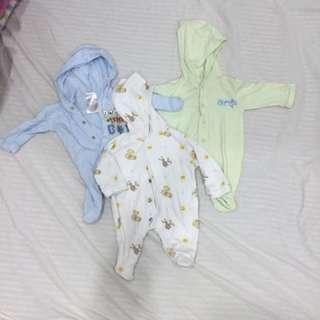 Newborn jumpsuit