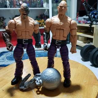 Marvel Legends Absorbing Man BAF