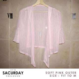 Soft Pink Outer