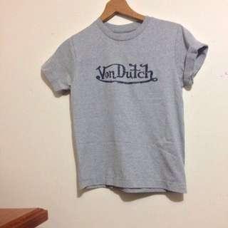 Von Dutch tee