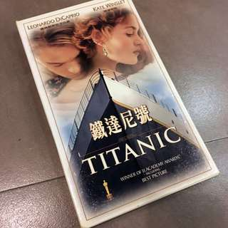 VCD - Titanic 鐵達尼號 boxset 正版