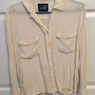 Cheap Monday button up blouse