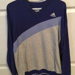 Cotton Adidas sweater