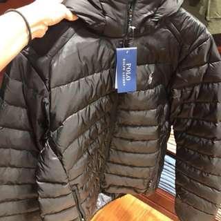 Polo輕便保暖外套(中性原價$2300)size:M-L