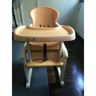 Baby To Toddler High Chair