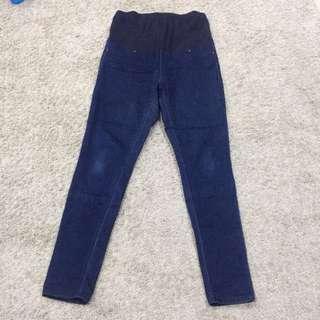 Bub2b maternity pregnant skinny jeans pants trousers