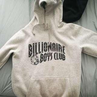 Grey BBC hoodie