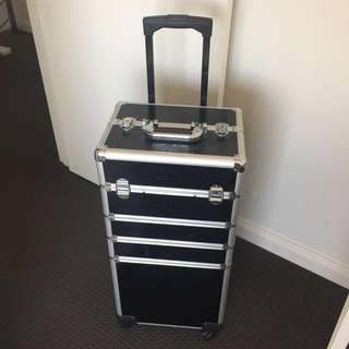 Professional Makeup Travel Case