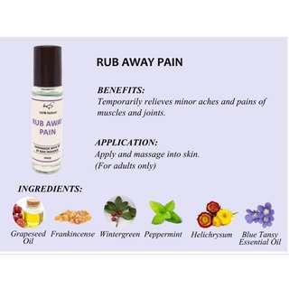 Rub Away Pain Blend