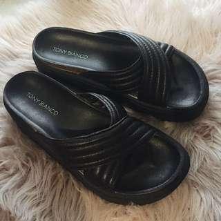 Tony Bianco Platform Sandals